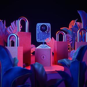 Miku Smart Baby Monitor Ultimate Security