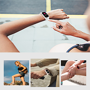 Fitness tracking in a variety of modes