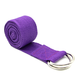 yoga straps for stretching