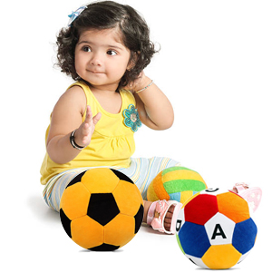 Baby Kids Ball Soft Toys