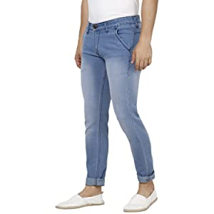 Blue jeans for men;Jeans men washed;Jeans men Blue latest;Men jeans Blue;Jeans men slim fit stylish