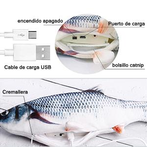 Recargable por USB
