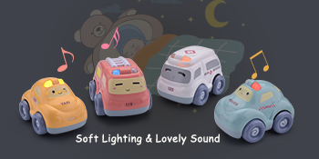 Car Toys for 1 Year Old Boys Girls