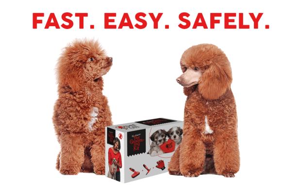 Pet Grooming Kit- Perfect Gift Idea