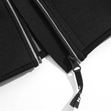 zipper inner cloth