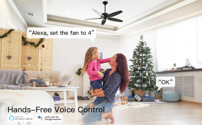 Hands Free Voice Control