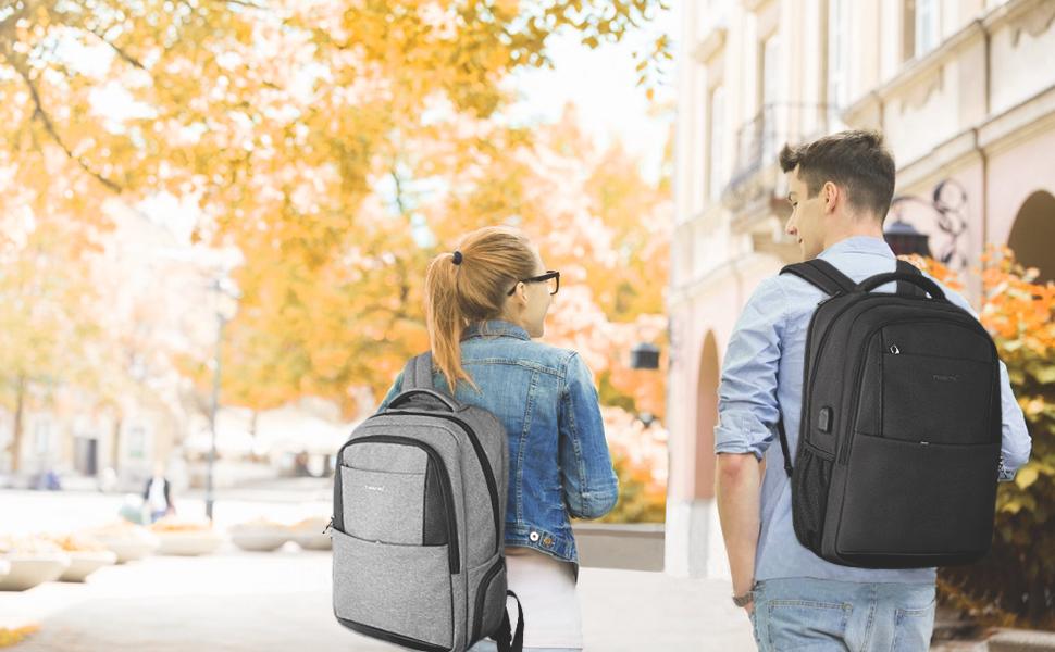 Mochila para mujer de moda de libro bolsa de hombres y mujeres mochilas para portátil mochila
