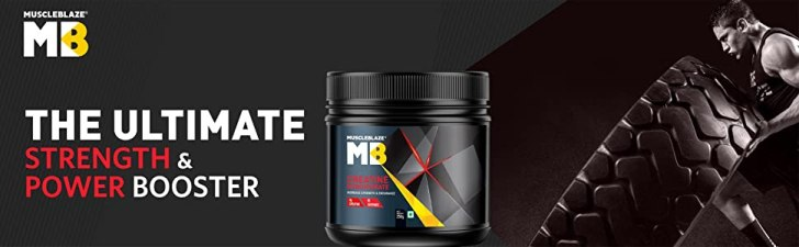 MuscleBlaze Strength & Power Booster