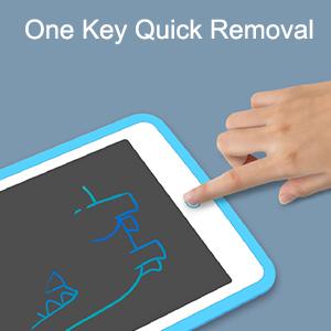 remove key