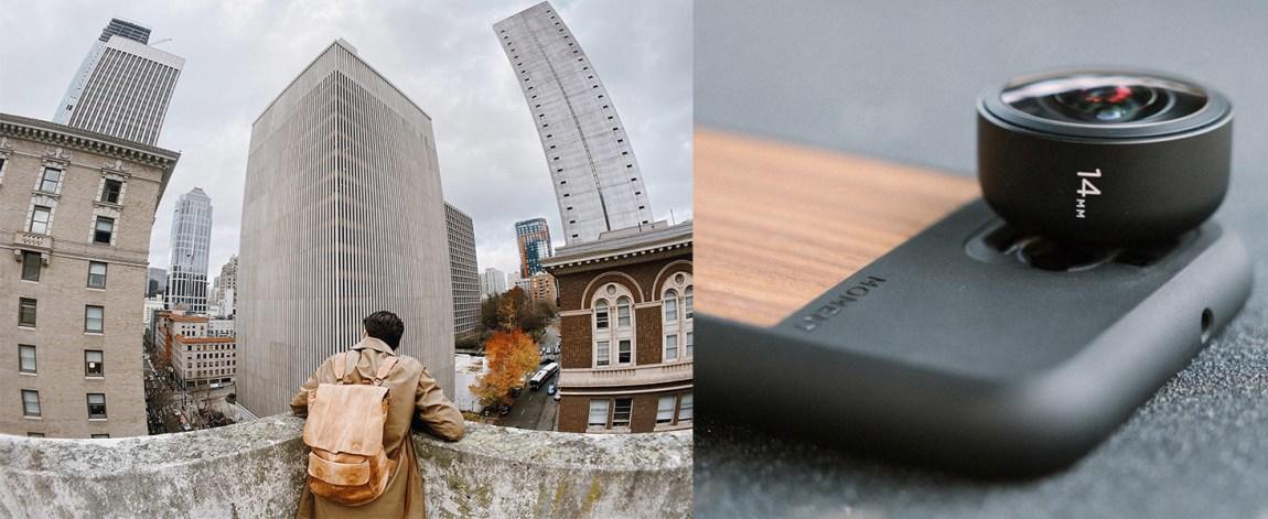 Moment 58mm Lens lense fisheye photo wide angle iphone Case len macro mavic pro filmmaking phone