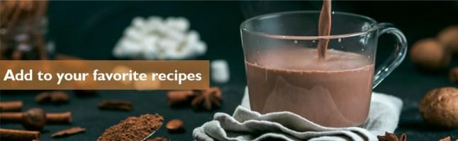 Product recipes