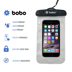 water proof phone mobile pouch dry case dry bag phone case bobo bobogears