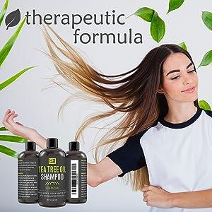 Naturals Tea Oil Shampoo