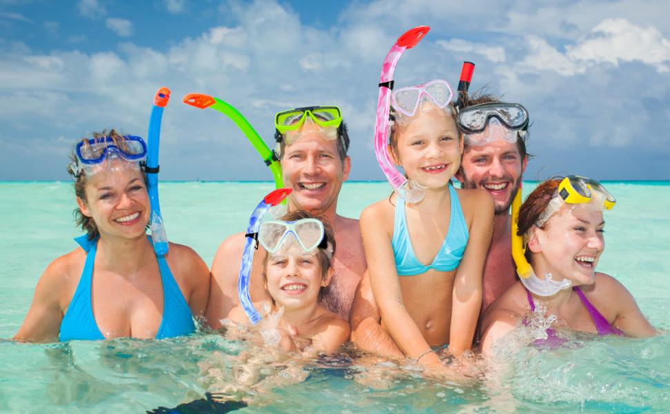 snorkel set kids