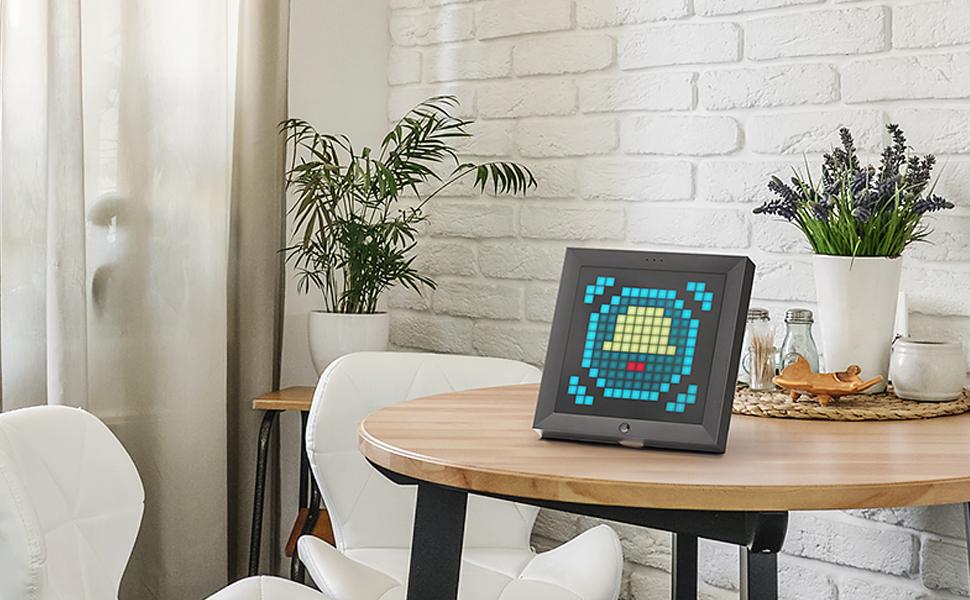 Innovative Desk/Wall Clock