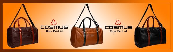 COSMUS DUFFLE BAGS