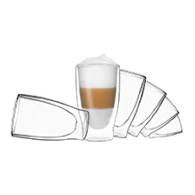 .2x 400ml kaffeeautomat