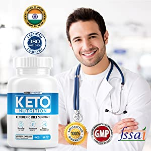 Keto weight loss capsules