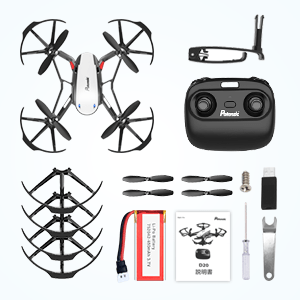 drone with camera D20