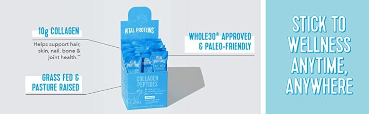 Vital Proteins Collagen Peptides Powder