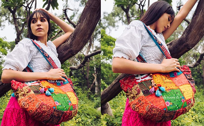Hippie Shoulder Bag Tote