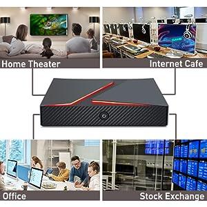 mini ssd,mini pc windows,fanless cpu,pc 4k,mini i7