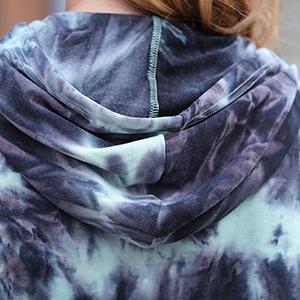 Women Plus Size Loose and Casual Hoodies Sweatshirt