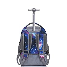 Tilami Rolling Backpack