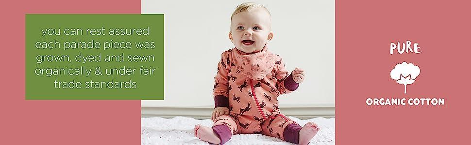 organic cotton baby zipper romper 2 way zipper romper double zip romper organic baby clothes sleeper