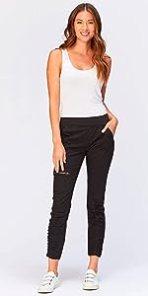 Malanda Pant in Black