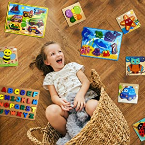 puzzles for toddlers  toddler toys age 2
