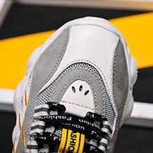 Grau fitness sneaker mädchen kausal sportschuhe kinder jungen schuhe halbschuhe