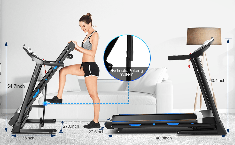 treadmill home