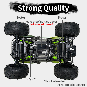 Strong Quality