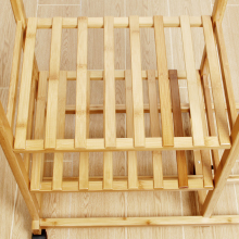 Three Layers Storage Shelves