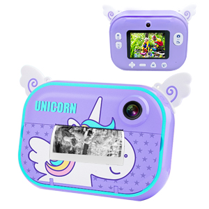 Print Camera for Kids