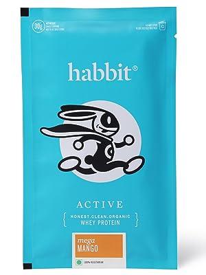 Habbit Active Whey Protein Blend - Mega Mango Flavour