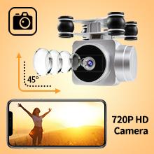 720P HD 45° Adjustable Camera