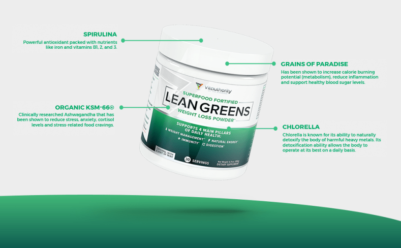greens superfood organifi
