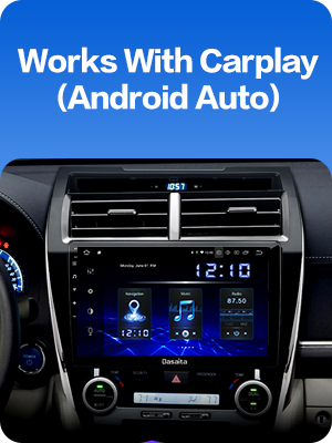 Camry carplay