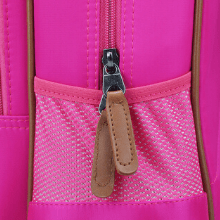 double zipper good quality high premium non mold broken elastic safe book bags backpack easy open
