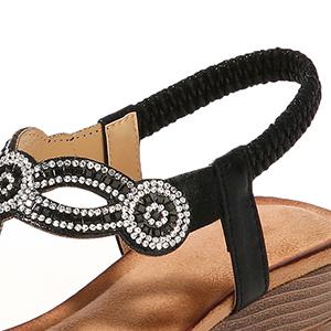 womens bohemian sandals