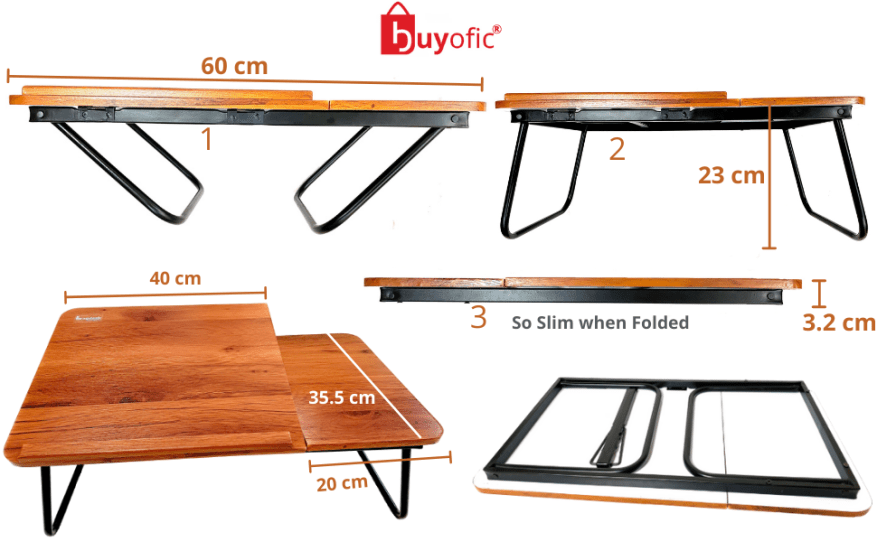 Lapdesk Specifications