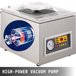 DZ-260c chamber vacuum sealer Powerful Vacuum Pump
