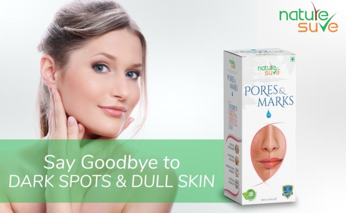 NATURE SURE PORES AND MARKS OIL SPN-FOR1