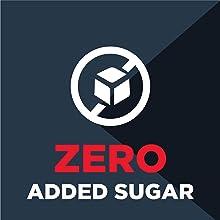 zero added sugar mass weight gainer