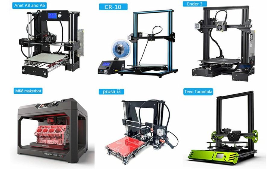 Buse pour imprimante 3D
