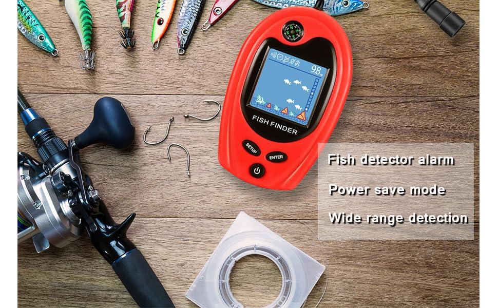 portable fish finder for kayak