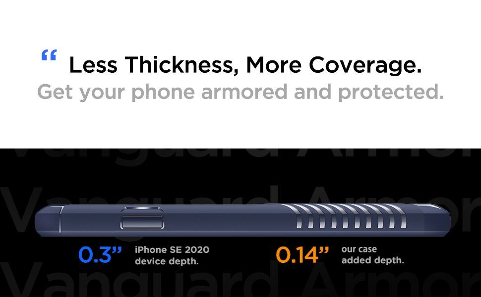 slim case for iphone se/7/8