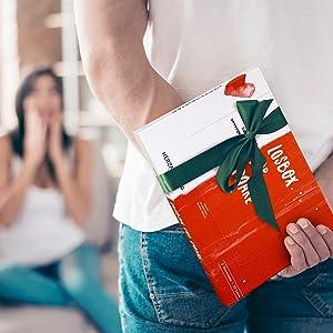 losbox für paare freundin frau sie ehefrau geschenk geschenkidee geburtstag weihnachten jahrestag